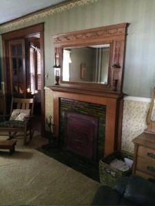 Cotten Fireplace