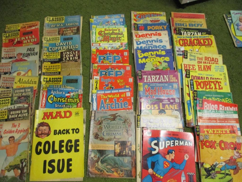 Crowder Comic Books ...