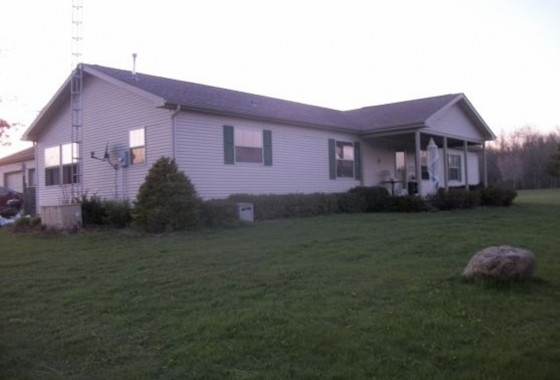 Meeker home front