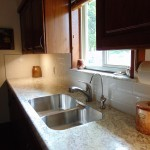 Filtered Water + High Definition Formica Countertops