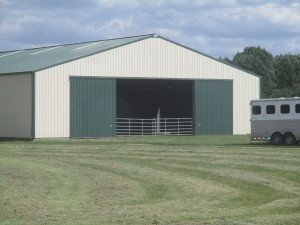 Large Pole Barn