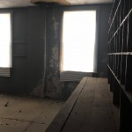Unfinished Film/Projection Rooms, Blank Canvas, Updated Windows