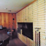 Basement, Gas Fireplace